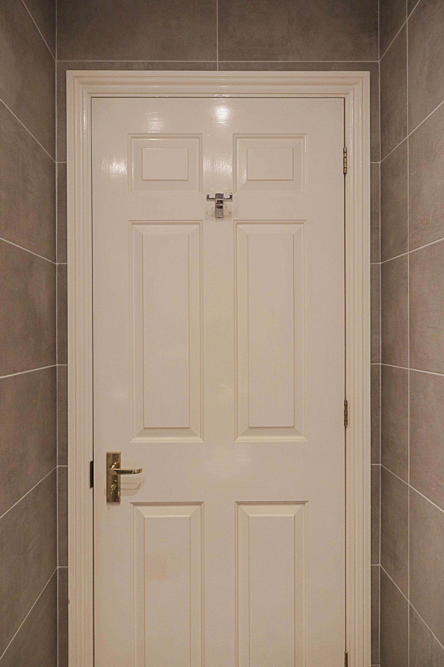 Contemporary stylish bathroom