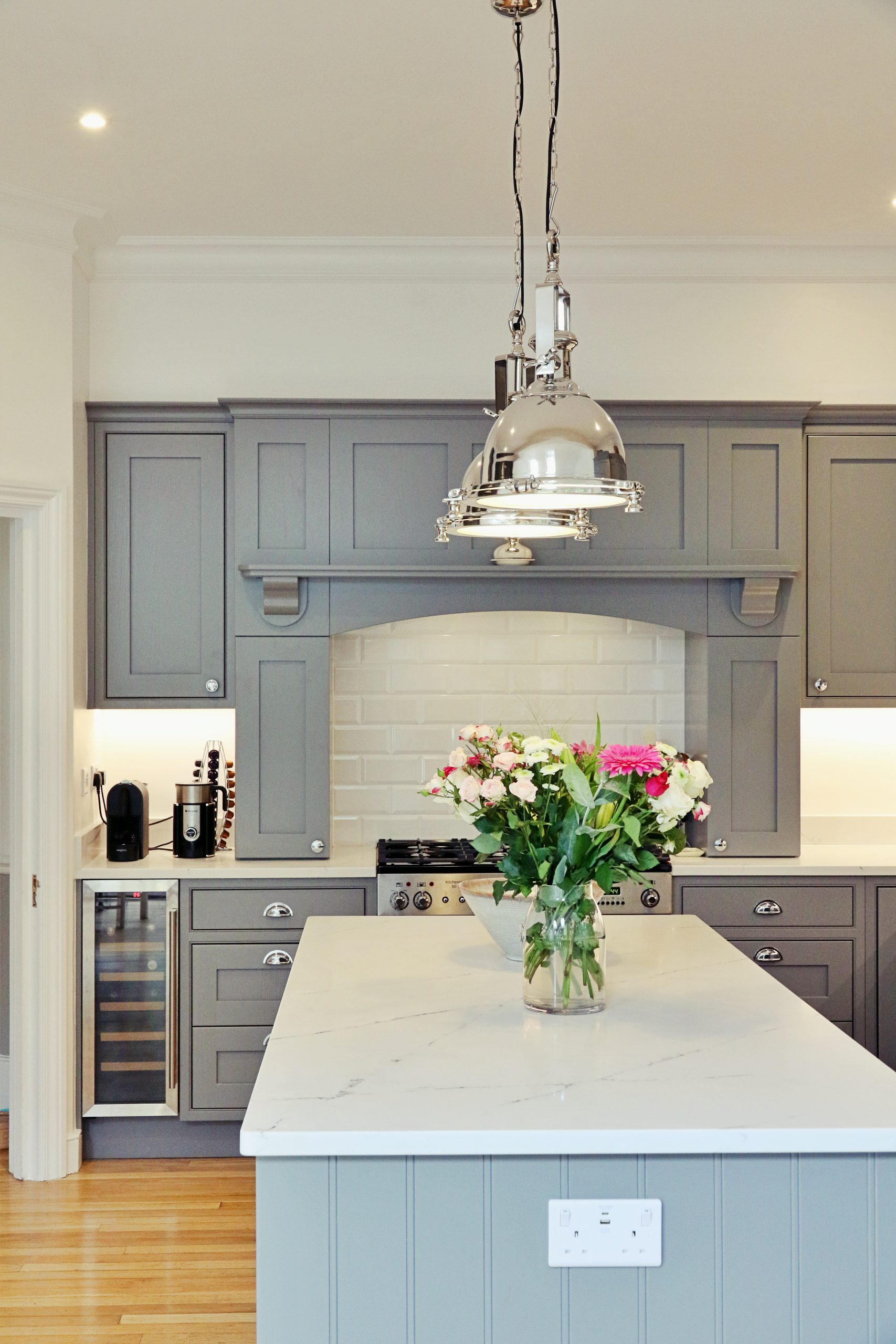 Elegant Family Kitchen